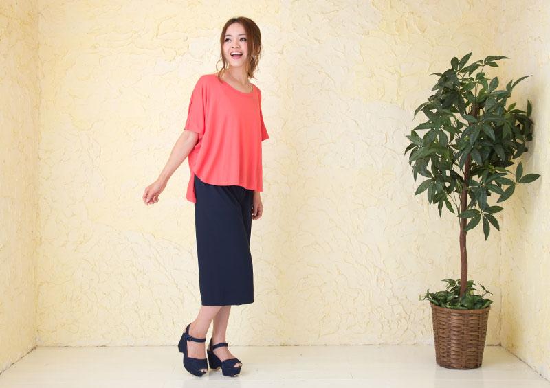 ロング丈スカートの様な雰囲気でも