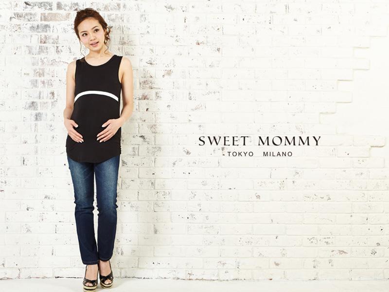 Sweet Mommyのマタニティデニム