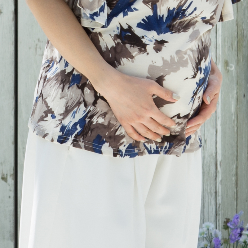妊娠7カ月でも大丈夫!