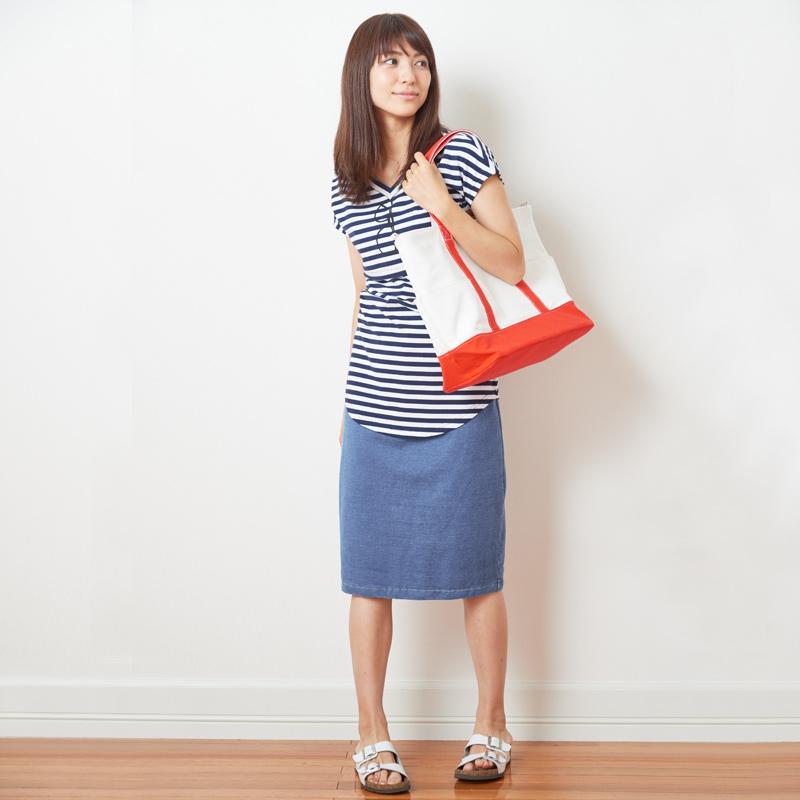 タイトスカートとして穿いてもOK!