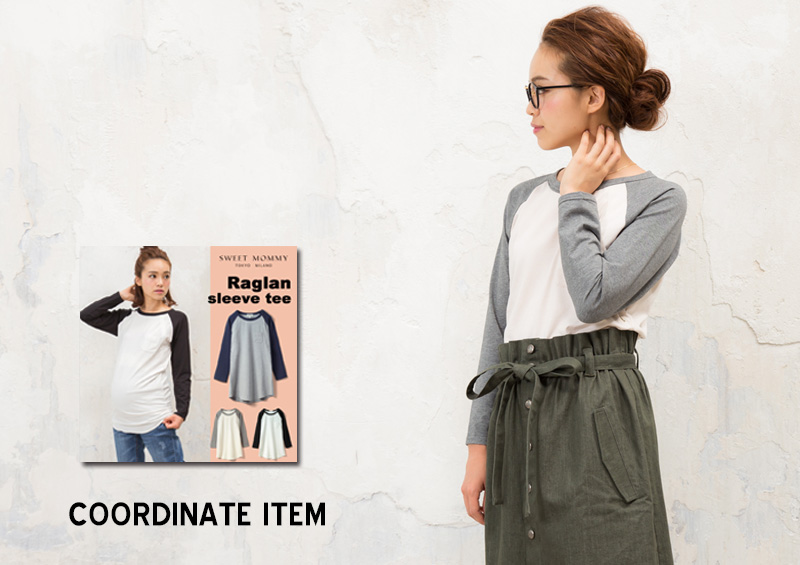 シンプルで動きやすいこなれカジュアルTシャツとのコーディネート