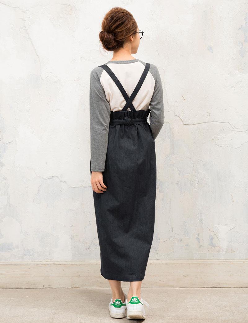 2WAYで着られる春名亜美ちゃん着用ジャンパースカート