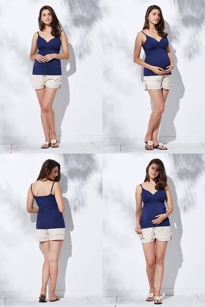 授乳服とマタニティウェアのスウィートマミーがおすすめする竹繊維授乳服インナー