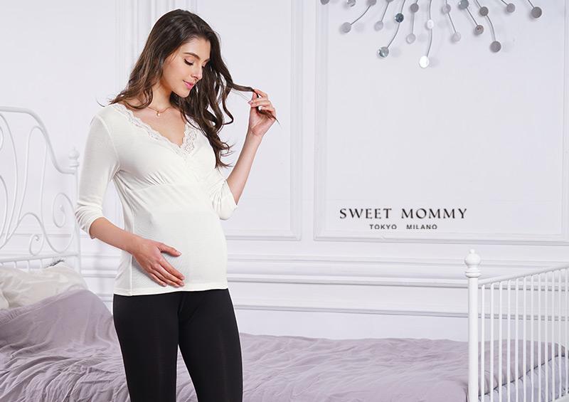 SweetMommyがおすすめする産前産後インナー