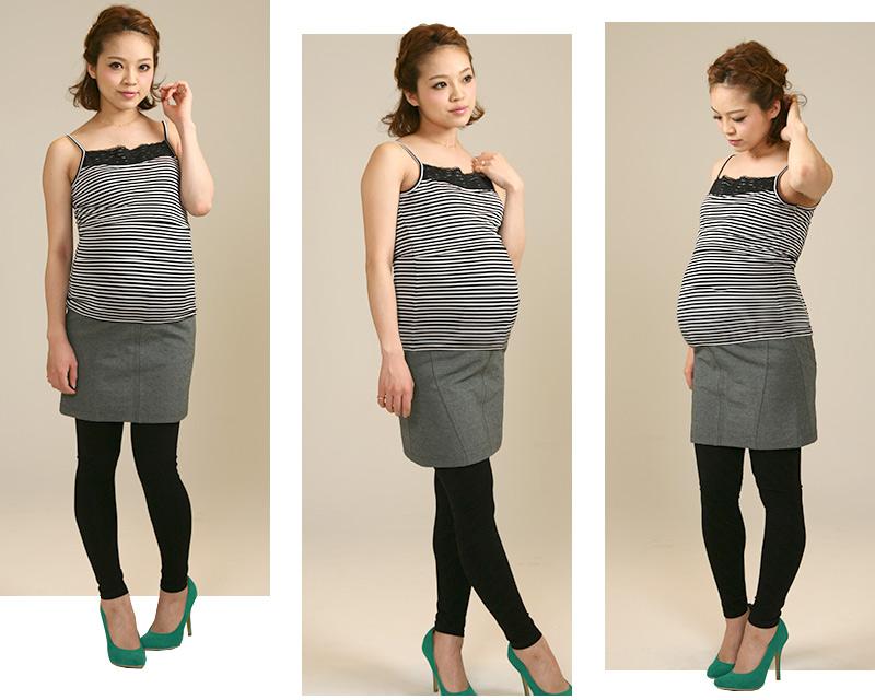 妊婦さんにもおすすめの伸縮性のある授乳服