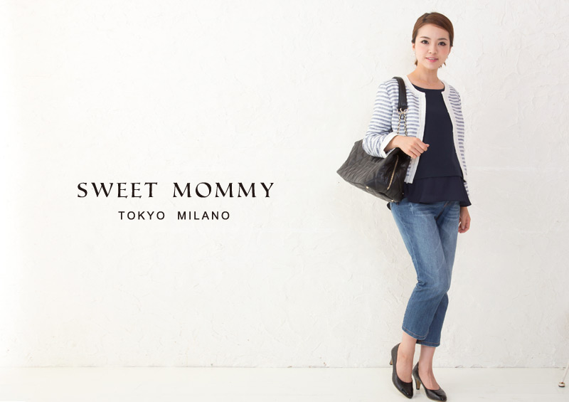 授乳服とマタニティウェアの通販専門店スウィートマミーがおすすめする授乳服トップス