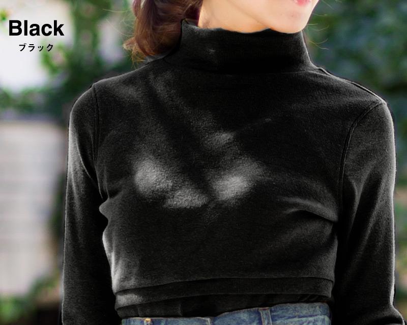 定番のブラックでどんなお洋服にもばっちりあいます
