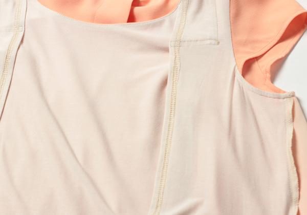 授乳口 授乳インナー構造