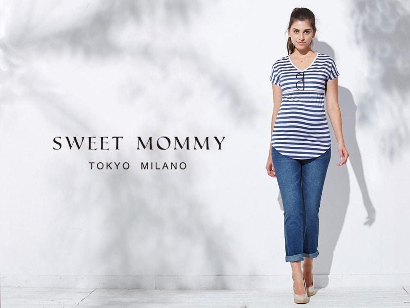 授乳服とマタニティウェアのスウィートマミーがおすすめするメガネTシャツ