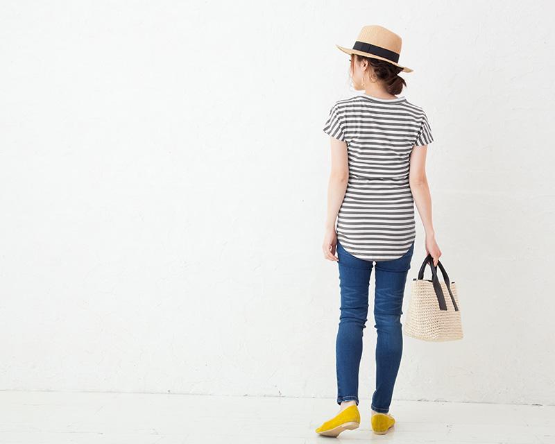 シンプルだけどかわいい授乳Tシャツ探してました?