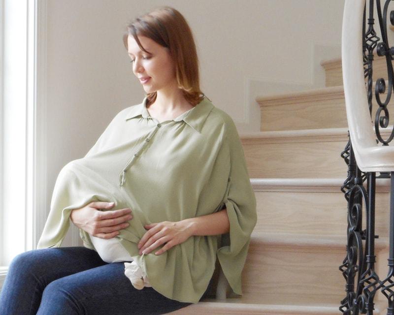 授乳中は赤ちゃんも安心