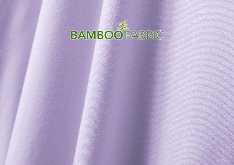 お肌にやさしい竹繊維素材