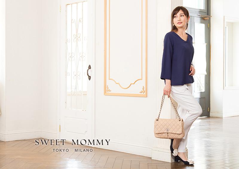 授乳服とマタニティウェアの専門店スウィートマミーがおすすめするオケージョン授乳服トップス