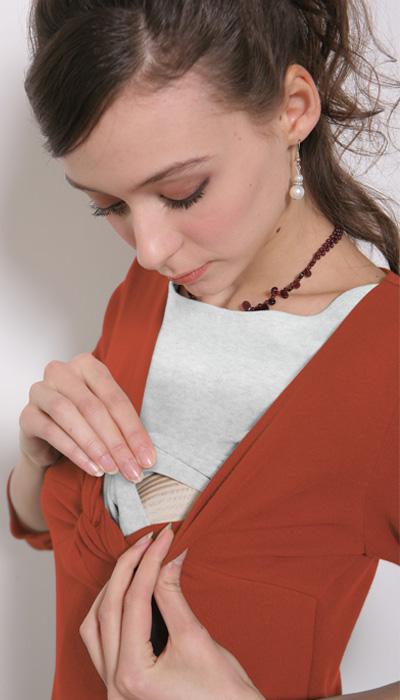 授乳口の開き方
