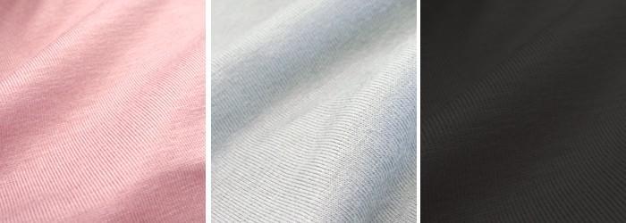 三つ編みトップス