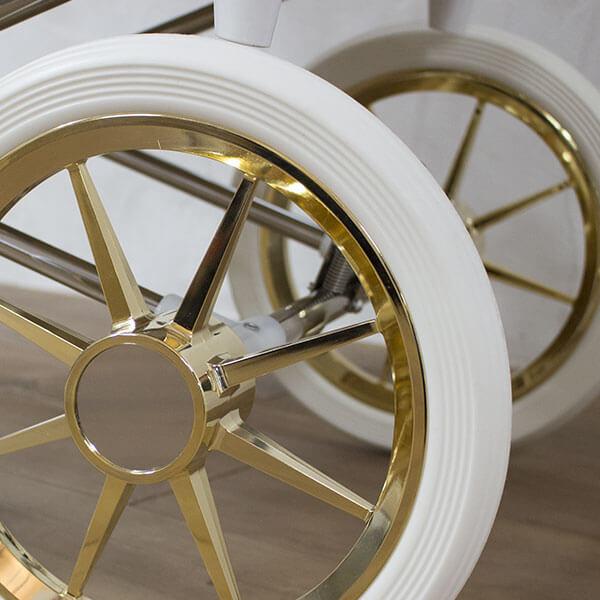 美しい車輪